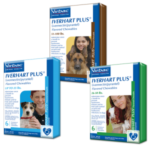IVERHART_PLUS_Flavored_Chewable_Tablets