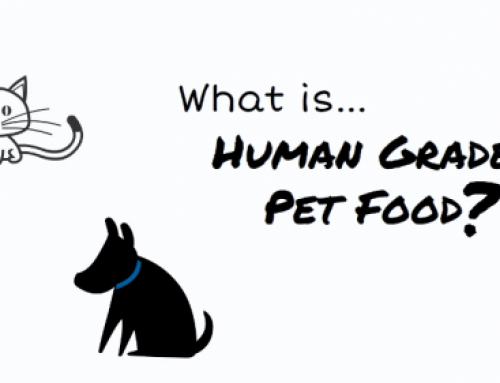 The Only true Pet FOOD, Human Grade