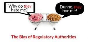 The Two Percent of Pet Food that is Hated by Regulatory
